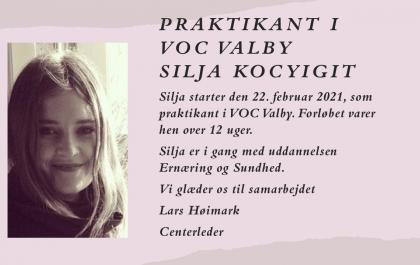Praktikant i VOC Valby