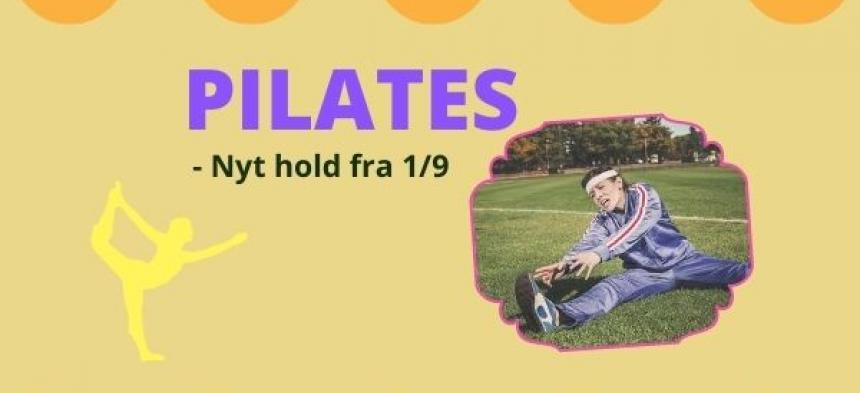 Nyt pilates hold