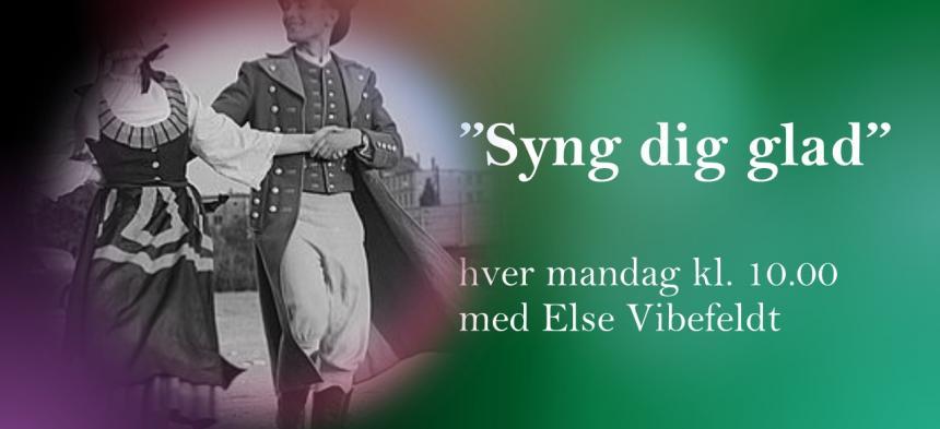 Syng dig glad - Else Vibefeldt