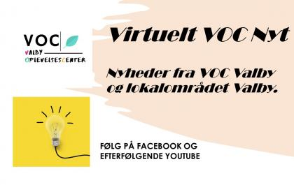 """Nyt tiltag """"VOC Nyt"""" - vil du være med ?"""