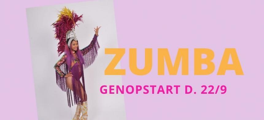 Zumba er tilbage!