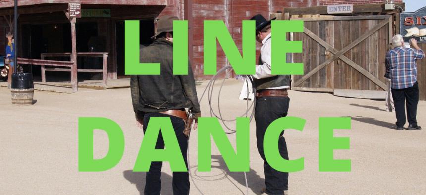 Linedance v/Jytte Klarskov, Festsalen