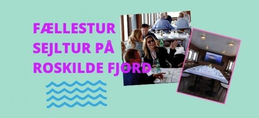 Fælles sejltur med M/S Sagafjord