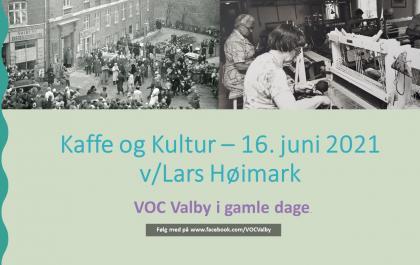 Kaffe og Kultur 16. juni 2021 - VOC i gamle dage