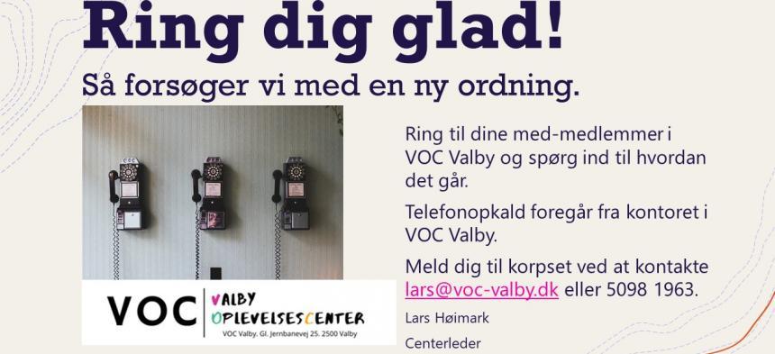 Ring dig glad !