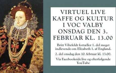 """Virtuel """"Kaffe og Kultur"""""""