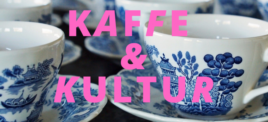 Kaffe og Kultur - Dannelsen - hvad kan det bruges til i dag? Ved Elisabeth Wive Bissen