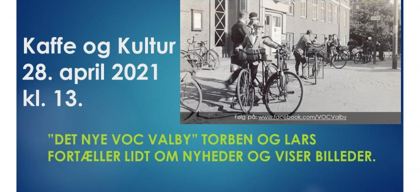 Kaffe og Kultur 28. april 2021 - Det nye VOC - Torben og Lars fortæller