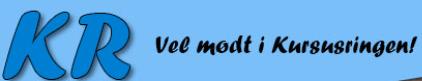 KURSUSRINGEN - Bevægelsesmotion - salen