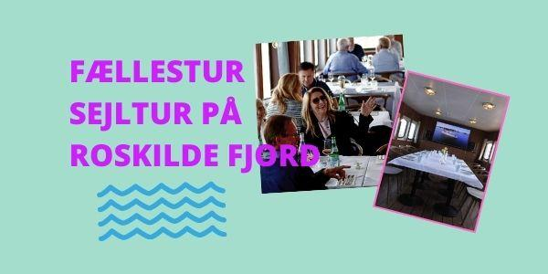Fællestur - sejltur på Roskilde Fjord