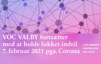 Nedlukning fortsætter i VOC Valby
