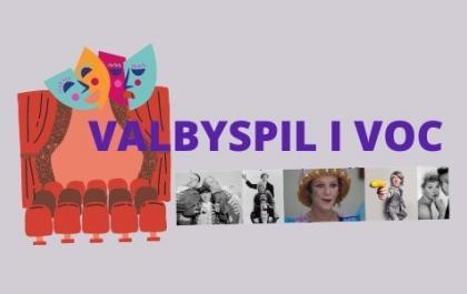 Valbyspil i VOC